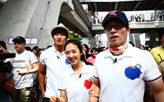 韩综艺人气王刘在锡 获网友票选四大名人