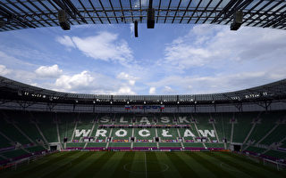 组图:欧洲杯场馆巡礼-波兰弗罗茨瓦夫市政球场