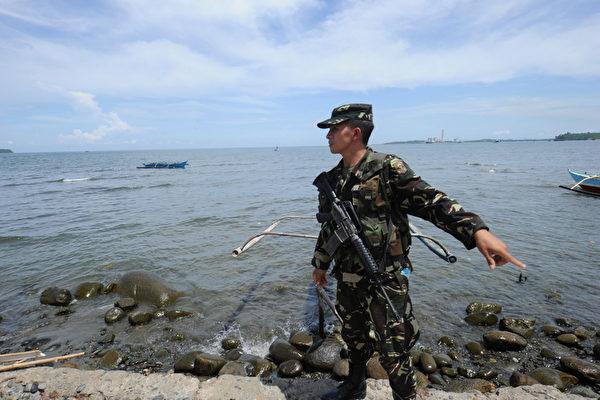 東盟峰會前幾小時 菲律賓發黃岩島照片