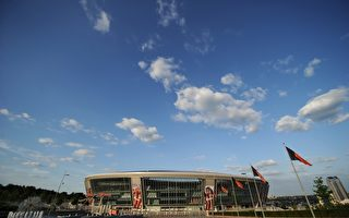 組圖:歐洲盃場館巡禮-烏克蘭頓巴斯競技場