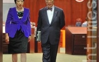 為避免更大抗議 曾蔭權被迫質疑李旺陽死因