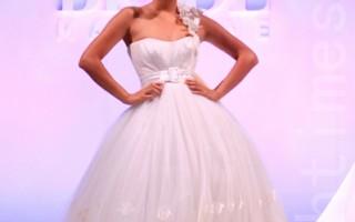組圖:墨爾本婚禮展 婚紗秀時尚靈感