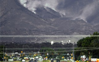 科州大火史上最大 燒毀181棟房屋