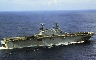 視中共為假想敵 美國砸420億建超級航母