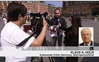 胡錦濤訪丹麥 民主自由受挑戰