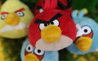 「憤怒小鳥」進軍中國 10月開放主題公園