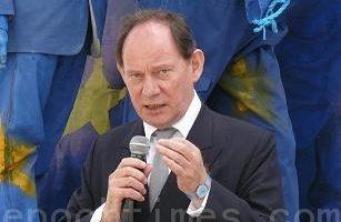 国际反酷刑日 欧议会副主席﹕中国最差