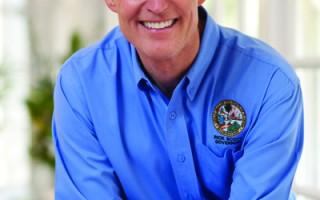 佛州州长斯考特表达了对最高法院对奥巴马健保法案裁决的不满。(州长办公室提供)