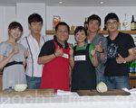电视剧《东门四少》加紧筹拍,主要演员2日举行媒体见面会。(摄影:黄宗茂/大纪元)