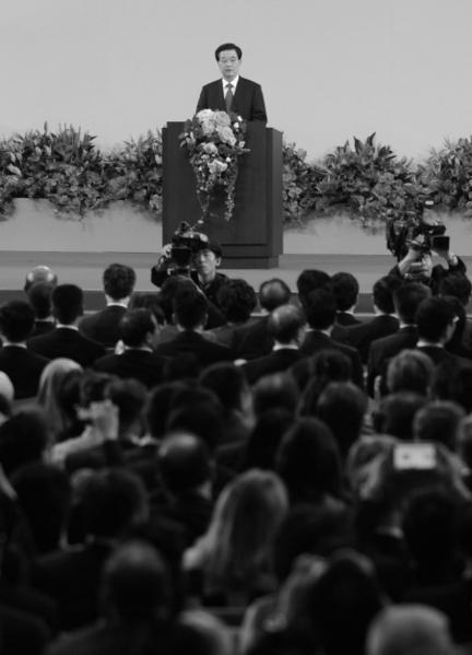 【方林达】:胡锦涛讲稿被删 官媒能有多少真实?