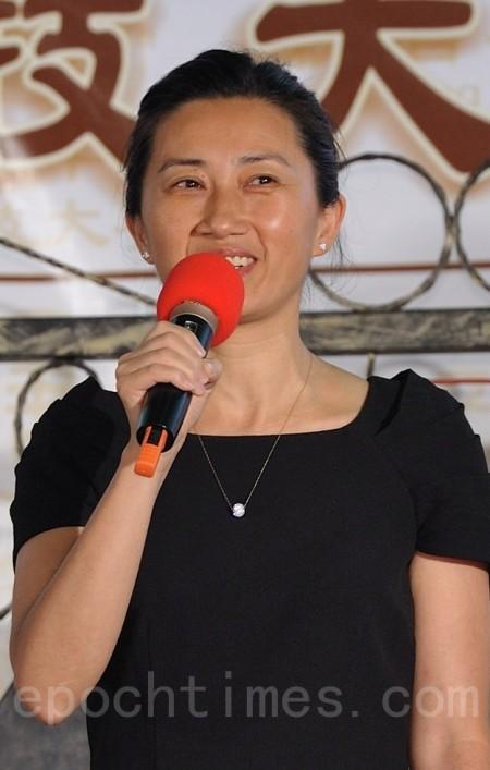 參加中國舞賽 馬麗娟:走向世界舞台絕佳機會