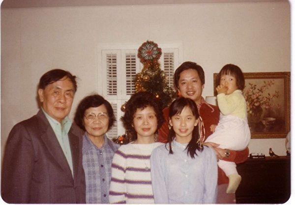 被譽為中國第一小提琴家的馬思聰與家人。(網絡圖片)