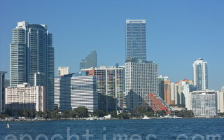 海平面上升未影響邁阿密樓市
