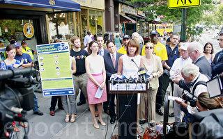 「美食單車」被投訴 無証者將罰款