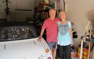 42年未放棄 美男子eBay找回丟失愛車