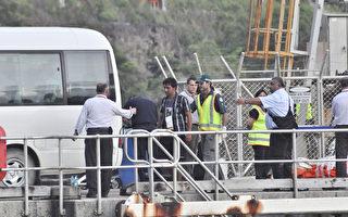 一日內3難民船抵澳 政治家們仍在爭論不休