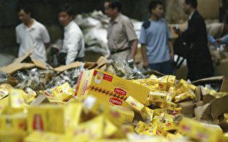 欧盟报告:73%假冒仿制产品来自中国