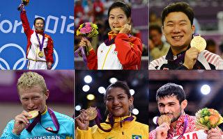 伦敦奥运开赛 首日12枚金牌花落7国
