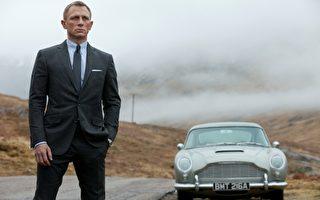 新《007》空降奥运 偕英女王一同造势