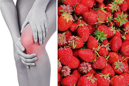Arthritis-1 五颜六色的蔬果是高效抗氧化食物,可缓解关节炎症状。(Artem Furman/Shutterstock and Unsplash)