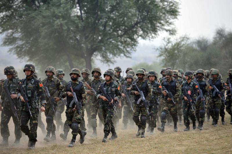 中共稱軍隊可支持港警 駐港部隊現異動