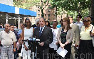 曼哈頓區長指房屋局問題重重