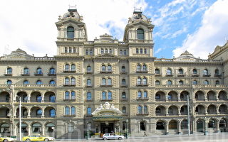 墨爾本五星級溫莎酒店重建對簿公堂