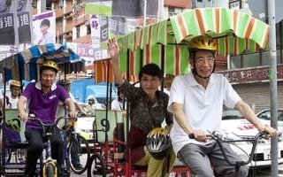 香港立法會選戰開鑼 泛民各區造勢