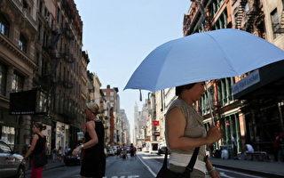 七月均温华氏77.6度 美国史上最热月份