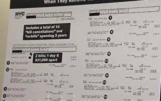 用戶水費大增 紐約智能水表引爭議
