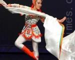 舞動神州正氣 台舞蹈教師率學生赴港參賽