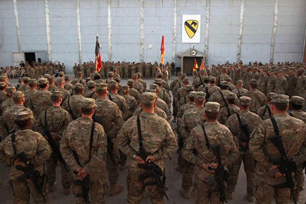 美9月底前將從伊拉克撤軍2200人