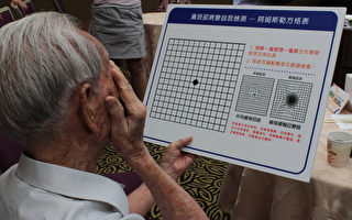 黃斑部病變 嚴重恐致失明