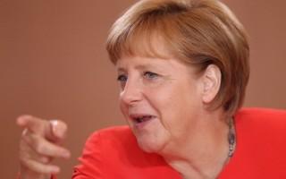 世界第一女強人 德總理默克爾蟬聯榜首