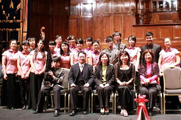 台湾大中青少年国乐团墨尔本成功演出