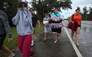 """""""艾萨克""""风暴来袭 美国6万居民紧急撤离"""