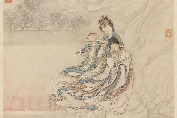 小香姑传奇 菩萨送来的小仙女