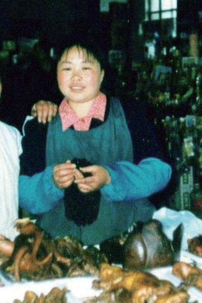 吉林省延吉市楊忠芳一夜之間被延吉市建工派出所警察活活打死,體內的器官被取走。(明慧網)