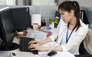 每日工作超8小时 杀伤你的健康