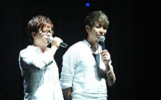 王俊傑陳明章荒山亮 同台演出熱力開唱