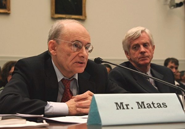 2010年,大卫‧麦塔斯与大卫‧乔高合作发表了《血腥的活摘器官》独立调查报告。(照片来源:麦塔斯办公室)