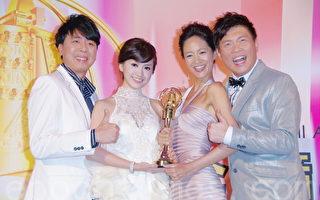 曾国城搭档JANET 将主持电视金钟奖