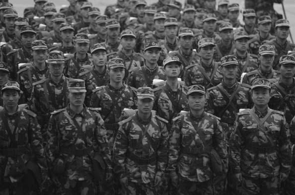 報告:中共姿態繼續驅使亞洲鄰國增加軍費