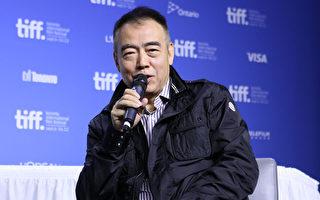 陈凯歌携新片现身多伦多 谈电影社会价值