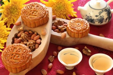 中秋節必吃的傳統食物有哪些?
