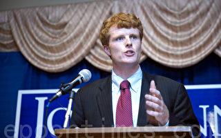 肯尼迪家族第四代赢得麻州国会议员初选