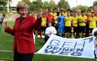 組圖:外國人在德國