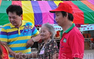李慶禮促華山設站 關懷在地老人