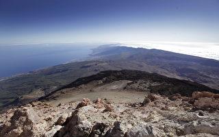 組圖:西班牙泰德國家公園 火山地貌