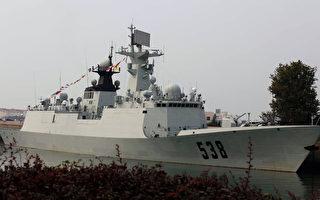 美國記者登北海軍艦採訪遭拒  被請喝啤酒